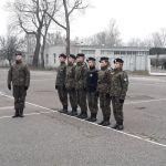 Klasa IA w Batalionie Reprezentacyjnym WP